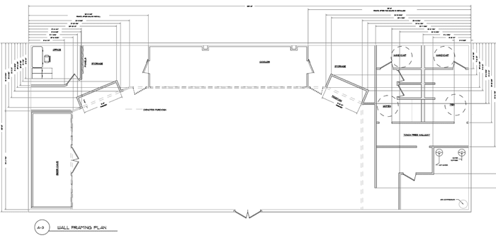 3. We Then Provide the Framing Layout.