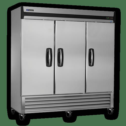 JayComp Development Products - Reach In Cooler - Master-Bilt MBR-72-S