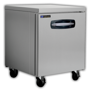 JayComp Development Products - Reach In Cooler - Master-Bilt MBUF27
