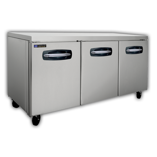 JayComp Development Products - Reach In Cooler - Master-Bilt MBUR72